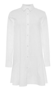 tailored shirt dress