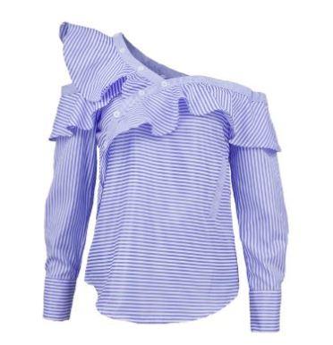 blusa poplin rayas 2