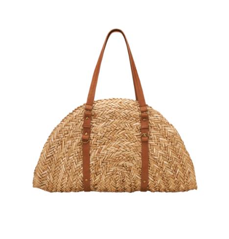 san diego straw bag
